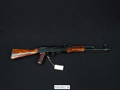 view Soviet AKM Automatic Rifle digital asset number 1