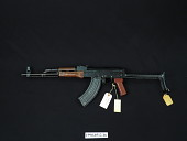 view Polish AKM Automatic Rifle digital asset number 1