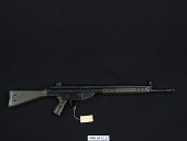 view Enfield G3-A3 Model 1974 Automatic Rifle digital asset number 1