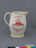 """view Pitcher, """"New York State Arms"""" digital asset number 1"""