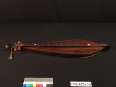 view S. F. Russell Single-Bouted Plucked Dulcimer digital asset number 1