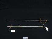 "view Schuyler, Hartley, & Graham Presentation Sword, Inscribed ""Presented to Brig. Gen. Frank Wheaton"" digital asset number 1"