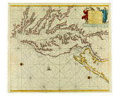 view sea map of with the state of Virginia digital asset number 1