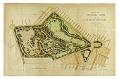 view Design For Prospect Park In The City Of Brooklyn digital asset number 1