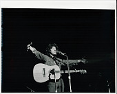 view Arlo Guthrie digital asset: Photograph by Mark James Powers, Arlo Guthrie, 1971