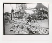 view Detroit Riots digital asset: Photograph by Ken Regan, Detroit Riots