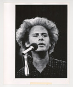 view Art Garfunkel digital asset: Photograph by Ken Regan, Art Garfunkel, musician