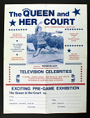 view The Queen and Her Court Softball Team Promotional Poster digital asset number 1