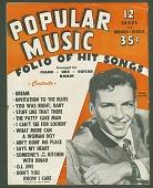 view Popular Music Folio of Hit Songs digital asset number 1