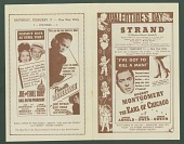 view Valentine's Day <i>The Earl of Chicago</i> movie program digital asset number 1