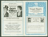 view The Theatre of the North Shore movie program digital asset number 1
