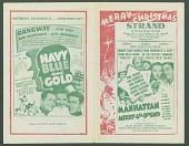 view Merry Christmas <i>Manhattan Merry-Go-Round</i> movie program digital asset number 1