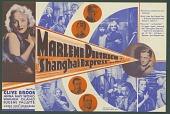 view Marlene Dietrich in <i>Shanghai Express</i> annoucement digital asset number 1