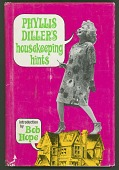 view Book: <i>Phyllis Diller's Housekeeping Hints</i> digital asset number 1