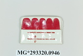 view TenDay Press-On Nail Color - a Complete Manicure in Bright Red digital asset number 1