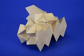 view Geometric Model, L. Brill Ser. 19 , Space-Filling Surface digital asset: Geometric Model, L. Brill Ser. 19, Space-Filling Surface