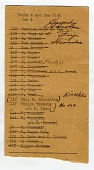 view document, Route 4 and Lee Flat Car 4 names and numbers of Japanese residents, Hood River in Oregon digital asset number 1