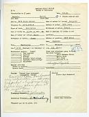 view Berkeley Public School record for Harold Hayashi, Washington School to Willard Middle School, 05/02/1941 digital asset number 1