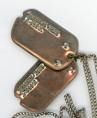 view Alice Kono's WAC Dog Tags digital asset number 1