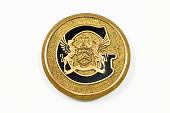 view emblem, radiator digital asset number 1