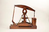 view Corliss's Patent Model of a Steam Engine – ca 1849 digital asset number 1