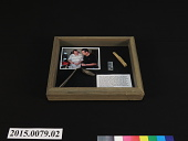 view Shadow Box with Tools used by Flaco Jimenez digital asset number 1
