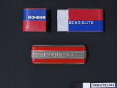 view Hohner Echo Elite Double Harmonica digital asset number 1