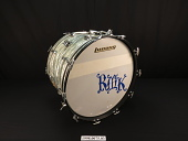 view Ludwig Bass Drum, used by Ray McKinley digital asset number 1