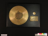 view RIAA Gold Record for <i>The Kingston Trio</i> digital asset number 1