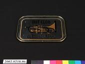 view <i>Hot Club de Buenos Aires</i> Plaque digital asset number 1