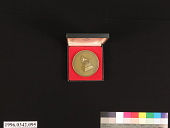 view Grammy Medallion, presented to Ella Fitzgerald digital asset number 1