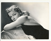 """view Ann Sheridan in """"It All Came True"""" digital asset: Photograph by George Hurrell for Warner Bros., Ann Sheridan in 'It All Came True', ca 1940"""