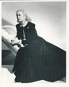 view Miriam Hopkins digital asset: Photograph by George Hurrell for Warner Bros., Miriam Hopkins in 'Virginia City', 1940