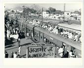 view People leaving after attending Pushkar fair digital asset number 1
