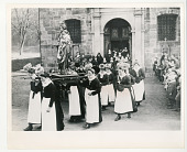 view Religious Festival, Black Forest, Germany digital asset: Religious Festival, Black Forest, Germany