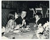 view Diane von Furstenberg, Earl Blackwell, and Liza Minnelli digital asset: Diane von Furstenberg, Earl Blackwell, and Liza Minnelli