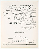 view Map of Greece digital asset: Map of Greece
