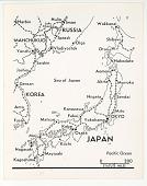 view Map of Japan digital asset: Map of Japan