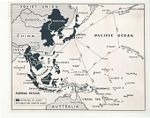view Map of Japanese holdings in Pacific digital asset: Map of Japanese holdings in Pacific