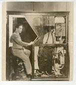 view Anatol Josepho with photograph machine digital asset number 1