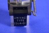 view Mainframe Computer Component, UNIVAC 9400 Read-Write Head from UNISERVO VI-C Tape Drive digital asset: Mainframe Computer Component, UNIVAC 9400 Read-Write Head from UNISERVO VI-C Tape Drive