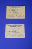 view Sherman L. Naidorf's Membership Card, Association for Computing Machinery digital asset: Sherman L. Naidorf's Membership Cards, Association for Computing Machinery