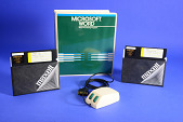 view Microsoft Word 1.0 with Mouse digital asset: Software, Microsoft Word 1.0 Diskettes and Documentation with Microsoft Mouse