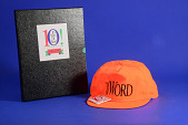 view 10 Years of Word digital asset: Cap with Pin and Documentation Honoring the Tenth Anniversary of Microsoft Word