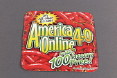 view Promotional Disc, America Online 4.0 digital asset number 1