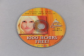 view Promotional Disc, America Online Version 7.0 with Britney Spears digital asset number 1