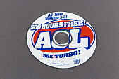view Promotional Disc, America Online All New Version 5.0 digital asset number 1