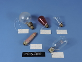 view General Electric type DRB projection lamp digital asset number 1