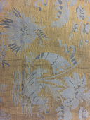 """view Cheney Brothers """"Tapestry"""" furnishing fabric, 1913 digital asset number 1"""