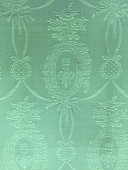 """view Cheney Brothers """"armure silk"""" upholstery fabric, 1916 digital asset number 1"""